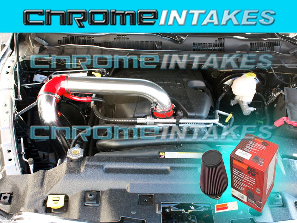 Cold Air Intake For Dodge Ram 1500 5 7 Hemi >> New 2012 12 Dodge Ram 1500 2500 3500 5 7 5 7l V8 Hemi Cold