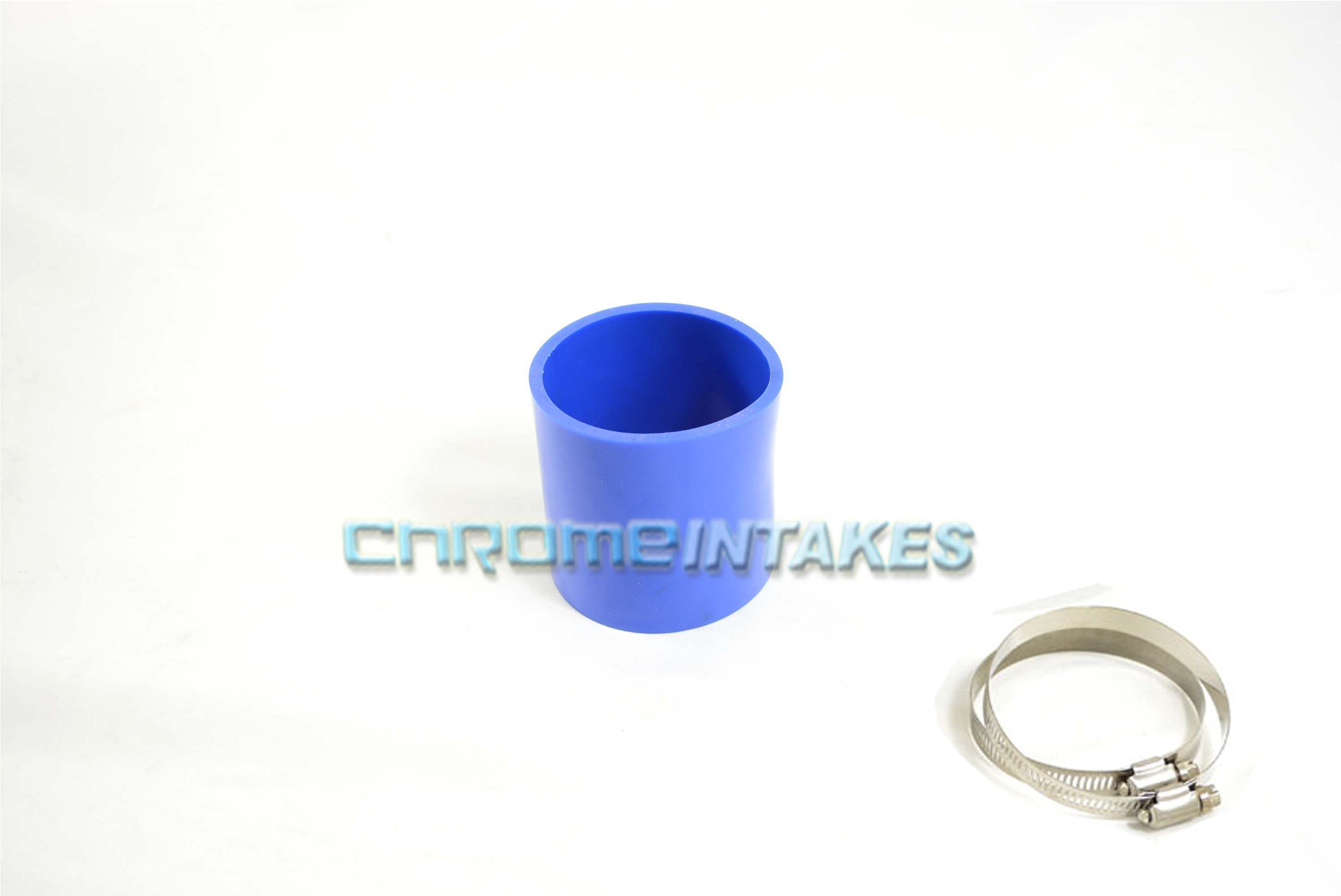 "BLUE 3/""-3/"" AIR INTAKE//PIPING RUBBER COUPLER FOR TOYOTA"