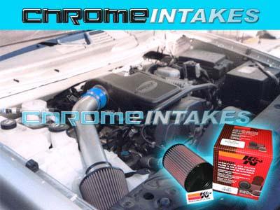 New 02 03 04 05 Chevy Trailblazer Envoy Bravada 4 2 4 2L i6 Air Intake