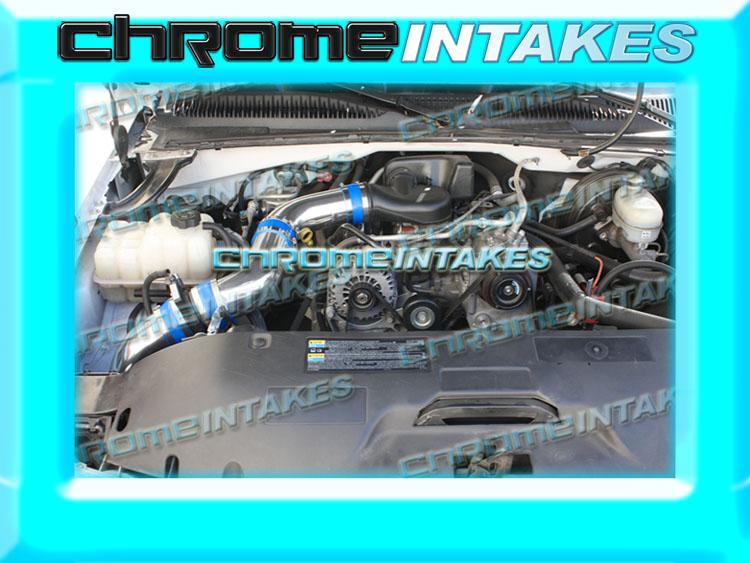 NEW 99-07 CHEVY SILVERADO/GMC SIERRA 4.3 4.3L V6 COLD AIR INTAKE KIT | eBayeBay